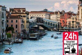 Venezia ACTV - Biglietto 24 ore