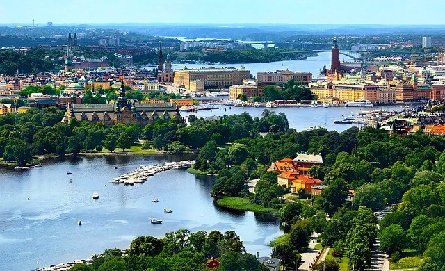 Stockholm City Sightseeing Bus