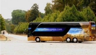 """Palace of Versailles Tour with """"Versailles Express"""" Transfer from Paris"""