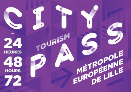 Lille City Pass 24 hours