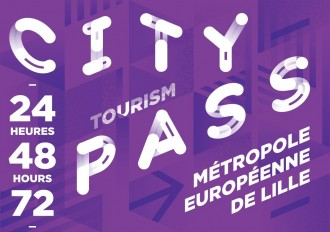 Lille City Pass 72 hours
