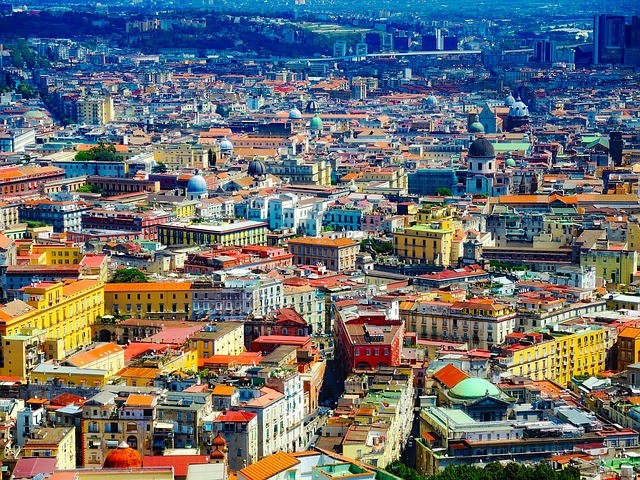 Naples City Sightseeing Tour - Ticket 24 hours