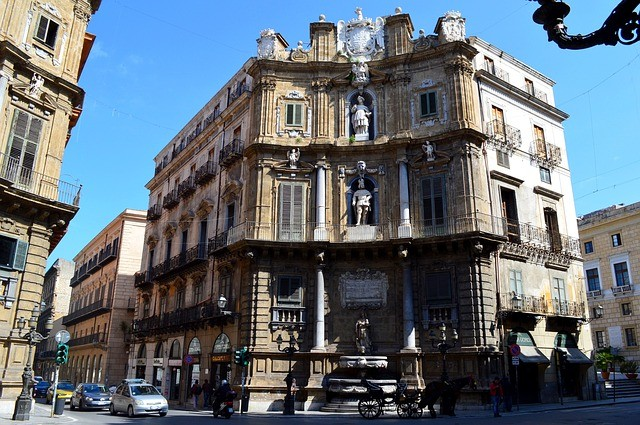 Palermo City Sightseeing Tour - Ticket 24h