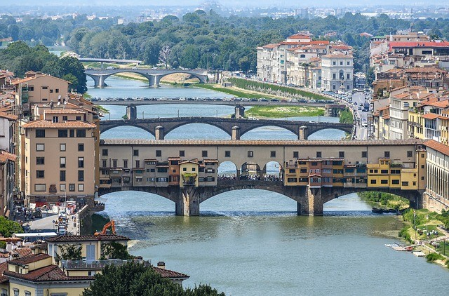 Florence City Sightseeing and Public Transport - Ticket 72hr