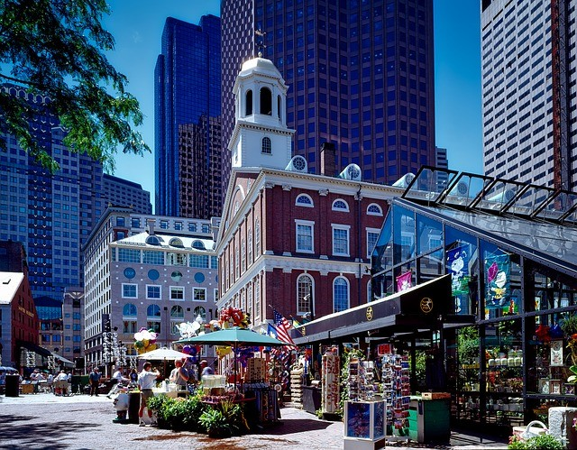 1 Day Tour to Boston and the Freedom Trail from New York