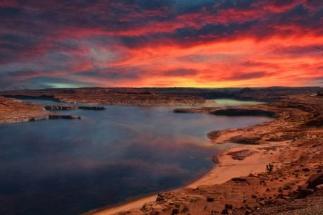 4 Days Tour to Las Vegas, Grand Canyon, Lake Powell, Bryce Canyon and Zion Park from Las Vegas