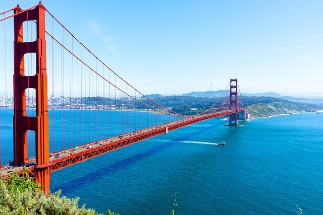 5 Days Tour to the California Coast, San Francisco, Yosemite Park, Las Vegas and Hoover Dam from Los Angeles