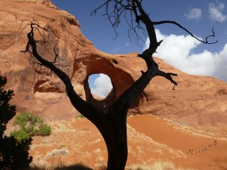 Tour di 5 Giorni a Las Vegas, Hoover Dam, Sedona, Monument Valley, Horseshoe Bend & Antelope Canyon da Los Angeles