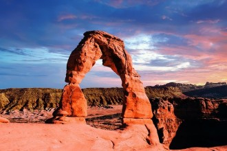 6 Days Tour: Las Vegas, Grand Canyon, Lake Powell and Bryce Canyon from San Francisco