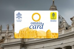Omnia Vatican And Rome Card 3 Days