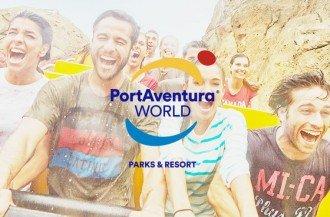 Boleto: Barcelona PortAventura Park