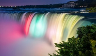 Tour di 4 giorni a Philadelphia, Washington DC e Niagara Falls da New York