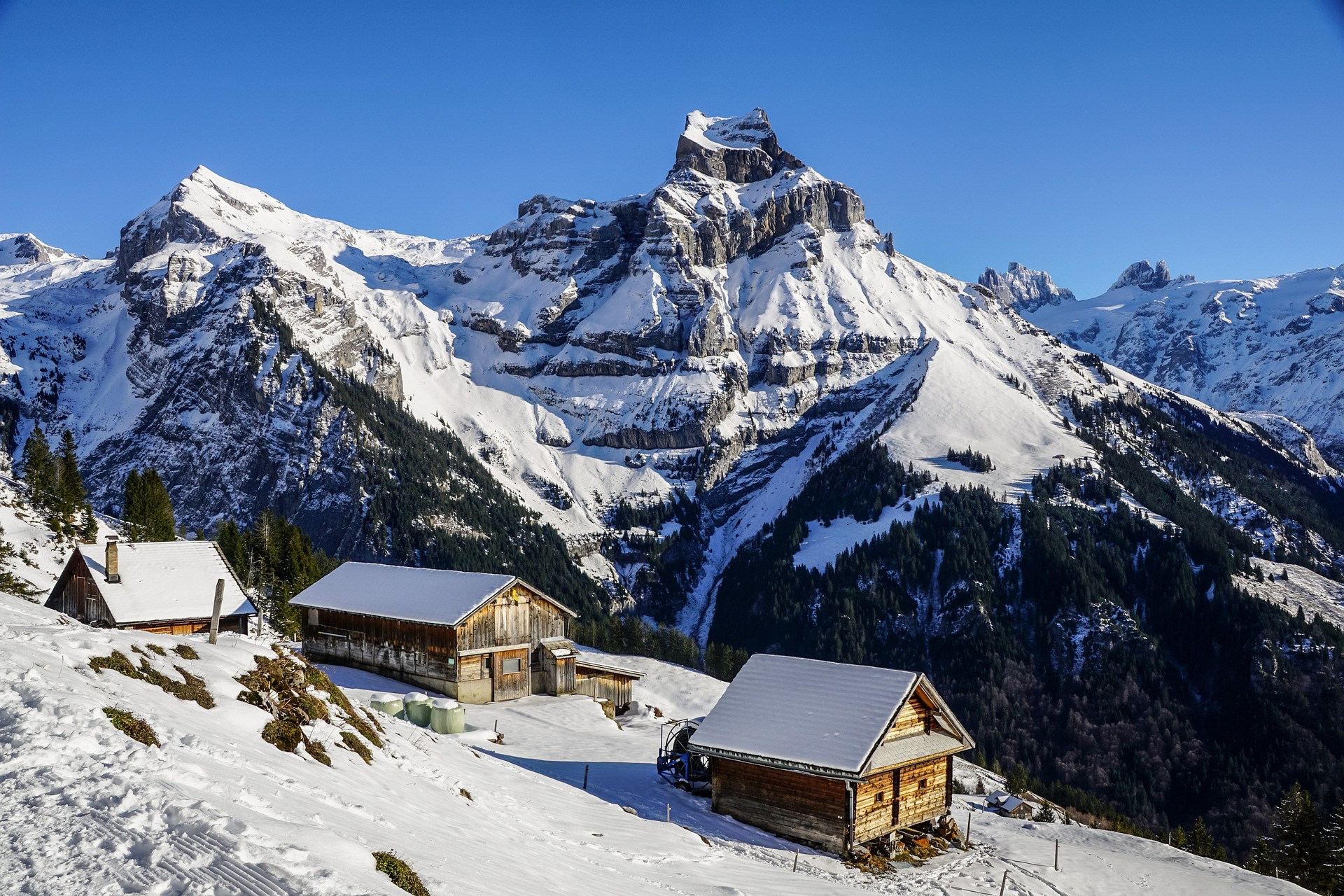The most beautiful mountain destinations in Italy