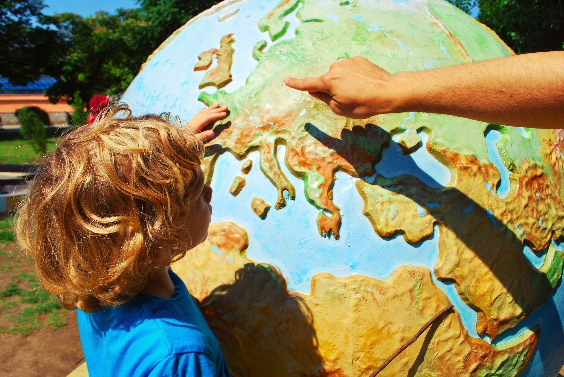 5 travel ideas with children not to be missed