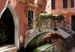 Among the Venetian Canals
